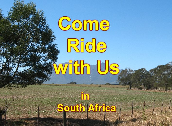 come ride with us title